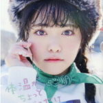アイドルグループ『虹のコンキスタドール』の岡田彩夢さんが初写真集発売記念イベント【体温がちょっと上がるだけ】